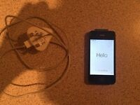 Apple iPhone 4s Black 16GB on Vodfone network - brand new front and back LCD and brand new battery