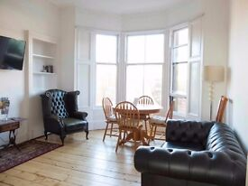 WEEKLY - MONTHLY LET 2 BEDROOMS AND 2 BATHROOM NEW APARTMENT IN DENNISTOUN- FREE WI-FI