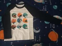 Brand New Gap Boys Long Sleeve Top Size S 6-7 Yrs