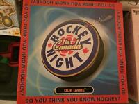 Hockey night in Canada board game for sale
