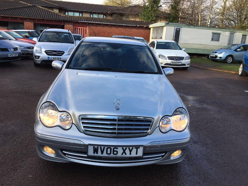 MERCEDES BENZ C CLASS 3.2 CDI MINT RUNNER FULL HISTORY NATIONWIDE DELIVERY 2995
