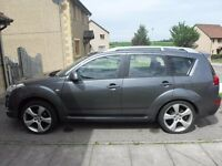2008 Peugeot 4007, 2.2 HDI, 4WD, Grey, FSH, Great Condition **Warranty until Jan 17**