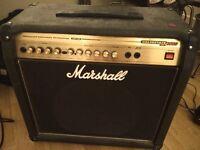 Marshall AVT50 Valvestate 2000 guitar amp