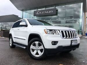 2013 Jeep Grand Cherokee AWD Navi Back Up Cam Leather Sunroof Bl