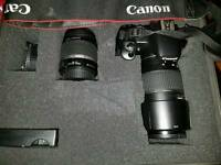 Canon ds126181 SLR camera hardly used