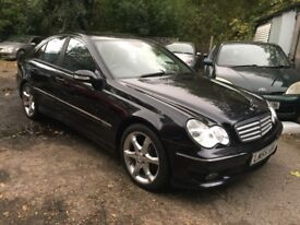 C220 cdi sport with 120k miles and satnav