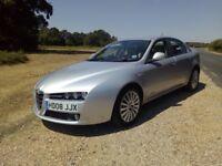 Alfa Romeo - 159 - 1.9 Jtdm - 2008 - MOT - Service History - 4k Recently Spent