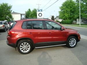 2013 Volkswagen Tiguan HIGHLINE 2.0 TSI 4MOTION