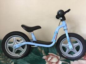 Puky balance bike MINT condition - ocean blue
