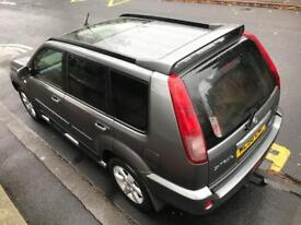 Nissan X Trail 2006 model automatic immaculate condition inside out