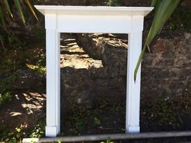 Fireplace surround (timber) For Sale...