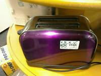Purple toaster #25681 £5