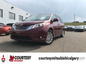 2011 Toyota Sienna LIMITED AWD * NAVIGATION, DVD, AND LEATHER IN