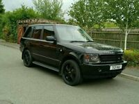 Range Rover 4.6 with LPG - PX WELCOME