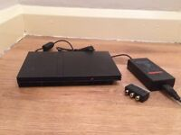 Playstation 2 with selection of games