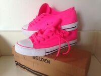 Women Trainers 3 pairs (brand new) size uk 6