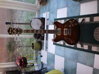 Ibanez Hollow Body Guitar (open to sensible offers)