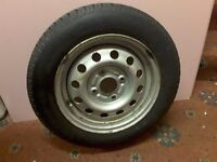 FORD KA STEEL WHEEL SPARE 1998 TO 2007