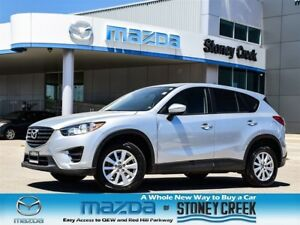 2016 Mazda CX-5 GX B/T Keyless Push Start