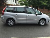 2008 Citroen Grand C4 Picasso 1.6 HDi 16v VTR+ 5dr Diesel 7 Seater Big Family Car