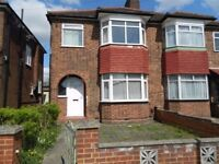 Three bedroom semi detached house available to rent in South Harrow