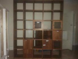 Wooden Display Cabinet worth over £500 for urgent sale
