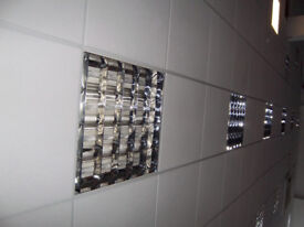 50 X Recessed 4 x 18w Modular Fitting 600mm x 600mm and CAT 2 Louvre USED
