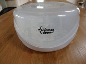 Tommee Tippee Microwave Steam Steriliser