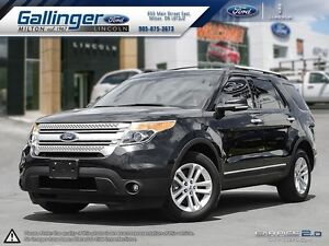 2014 Ford Explorer XLT w/PANORAMIC ROOF AND HEATED LEATHER