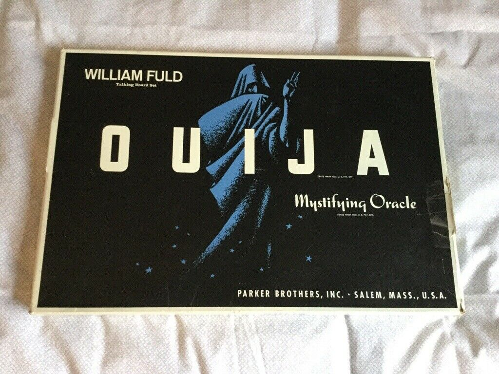 Vintage Ouija Board In Rosyth Fife Gumtree