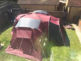 Kyham espace drive away awning / tent