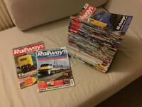 FREE Railways Illustrated back editions