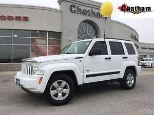 2012 Jeep Liberty SPORT/LOCAL TRADE/$53 WKLY