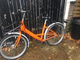 Pashley bicycle £120