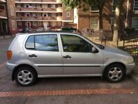 VW Polo 1.6GL MOT Valid 25th June 2018 - Great runner, great condition, soft top roof electric roof