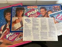 Mike Read Pop Quiz Board Game SIGNED By Mike Himself to Raise Money for NHS