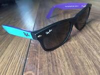 Rayban New wayfarer in new condition