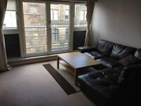 Furnished immaculate two bedroom flat on Wallace Street close to city centre. Viewing recommended