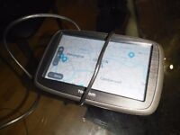 TomTom Go 50 - Excellent Condition - Updated