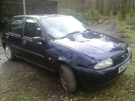 Reliable runner selling as if or for parts