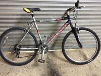 SERVICED ALLOY SARACEN BIKE - FREE DELIVERY TO OXFORD!
