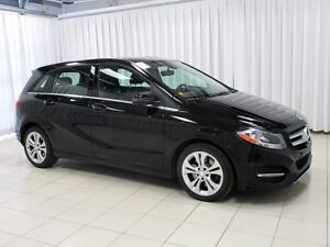 2015 Mercedes-Benz B-Class 4MATIC AWD 5DR HATCH