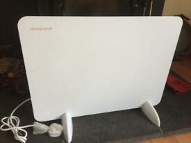 B & Q Superslim Panel Heater 450W