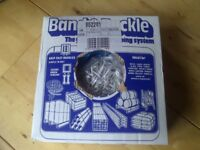 12mm Polypropylene Band and Buckle Strapping Kit System