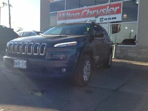 2016 Jeep Cherokee NORTH 4X4 V6