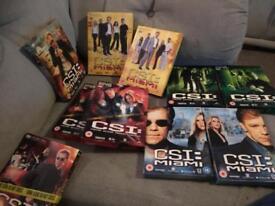 Csi collection