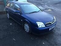 Vauxhall vectra dti 16v estate years mot