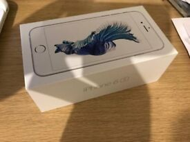 iPhone 6S 64GB Unlocked (Silver) - Good condition