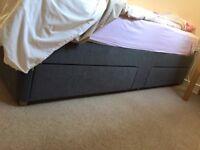 SUPERKING size divan bed