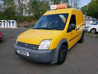 2008 FORD TRANSIT CONNECT , 3 MONTH RAC WARRANTY, 12 MONTH MOT,